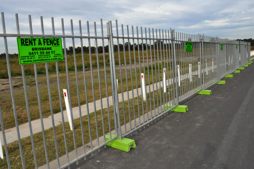 temporary prestige fence, temporary prestige fencing